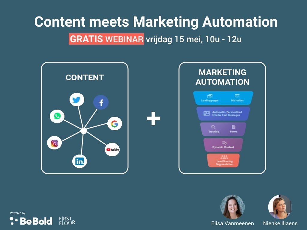 Content meets Marketing Automation
